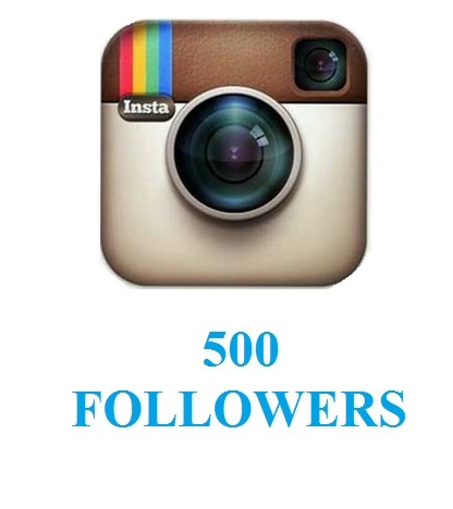 500 Instagram Followers